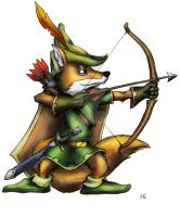 Robin Hood by Wavebird