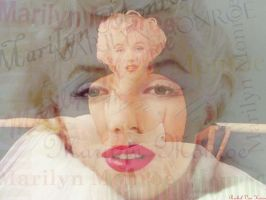 Marilyn Monroe by sloreXcore