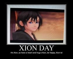 Xion Day by onebecamenone