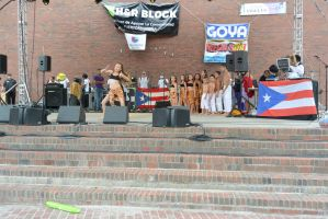Puerto Rican/Latin Festival, Little Jungle Moves 7 by Miss-Tbones