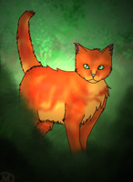 Firestar by MichelleTheCat