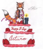 happy b-day dash :kathy cake: by srs17
