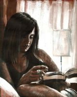 We Got A Reader by Life-takers-crayons