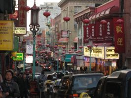 Chinatown by wolf401