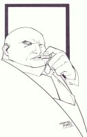 sketchy : The Kingpin by KidNotorious