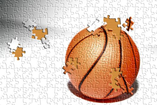 BasketBall - Puzzle Effect by Silver911