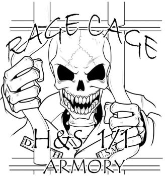 The Rage Cage by SteelClaw