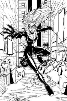 black cat redux inks by natelovett