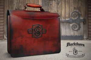 CS-back by Blackthornleather
