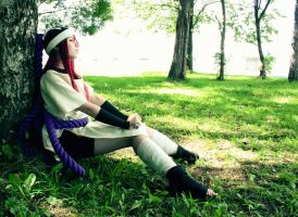 Tayuya relax by signore-illusionista