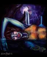 Electric Ladyland by MadElfTk