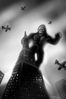 King Kong (DSC) by jameslink