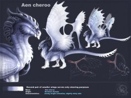 Aen cheroo contest by AverrisVis