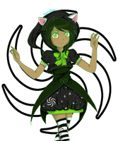 witch of space by FallOutGirlxD