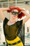 Batgirl Fashionista 2 by New-Moon-Studios