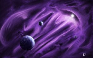 Fantasy Space by Vyter