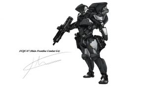 I/CQC-07 Black by hhello