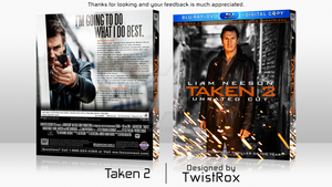 Taken 2 by TwistRox