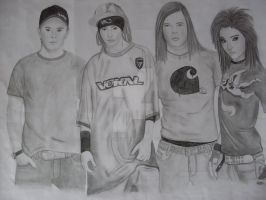 Tokio Hotel by for3veryours