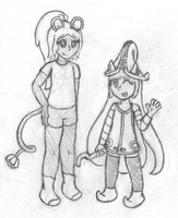 Proportion Practice (Other Characters) by Speedy526745