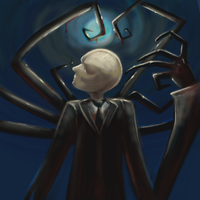 Slender by TurtieDroppings