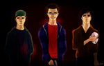 Marble Hornets by FantasticalThings
