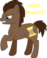 I HATE Pears!!! by Wolfie111496