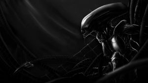 Female Xenomorph by HaryosoRiyadhi