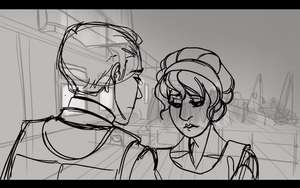 Mary Eloise and Lucian Smith- Animation Test by TitanicGal1912