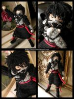 2nd Iljimae crochet doll by imuya