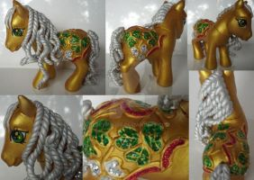 My little Pony Custom Faberge by BerryMouse