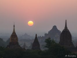 Old Bagan 10 by Runfox