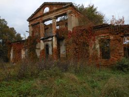 Abandoned 19th century palace by Urbex-Bialystok