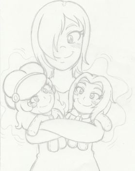 Alice and the 'II' Dolls by Soul-of-Platinum