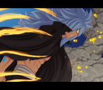 FT 452: I shall devour all - Acnologia by AlexanJ