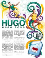 Advertorial Hugo Boss by Creatunco