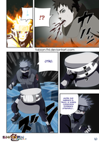 Naruto 609 : Pg 10 Color by Shonen-CG