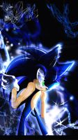 Dark Sonic? by KarmaKode