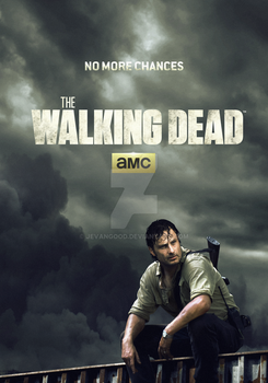 TWD - Season 6 - Midseason Poster by jevangood