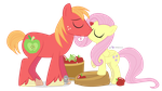 Love and Apples by dm29