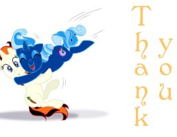 Thank You!!! by SapphireGamgee