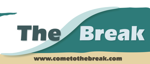The Break Logo by fezbeast