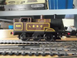 Hornby Railroad 'E2' Fixed by TheblueV3