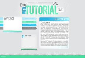WebTutorial.pl by elle19design