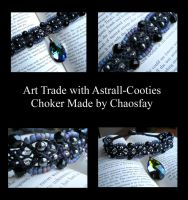 Custom Choker for Astrall-Cooties by ChaosFay