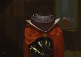 King Toad by Dumaker