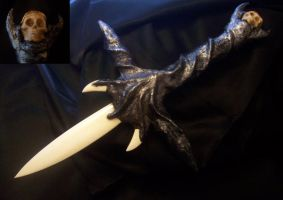 The Dagger of Shadows by TormentedArtifacts