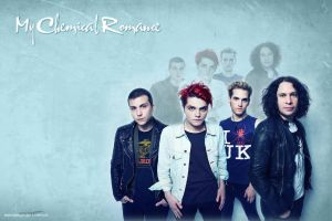 MCR Wallpaper by TheOriginalAlisha