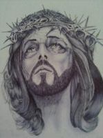 Jesus Christ by Atoo3ace