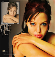 Angelina Jolie Photo Touch-up by ffadicted